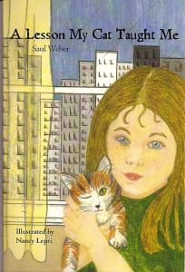 A lesson my cat taught me_Saul Weber book