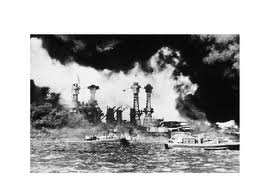 Pearl Harbor ships bombed