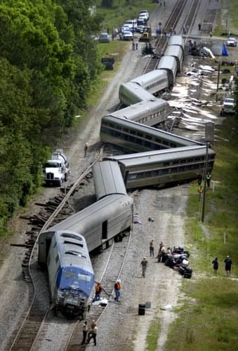 Train wrecks in life can take us in new and exciting directions