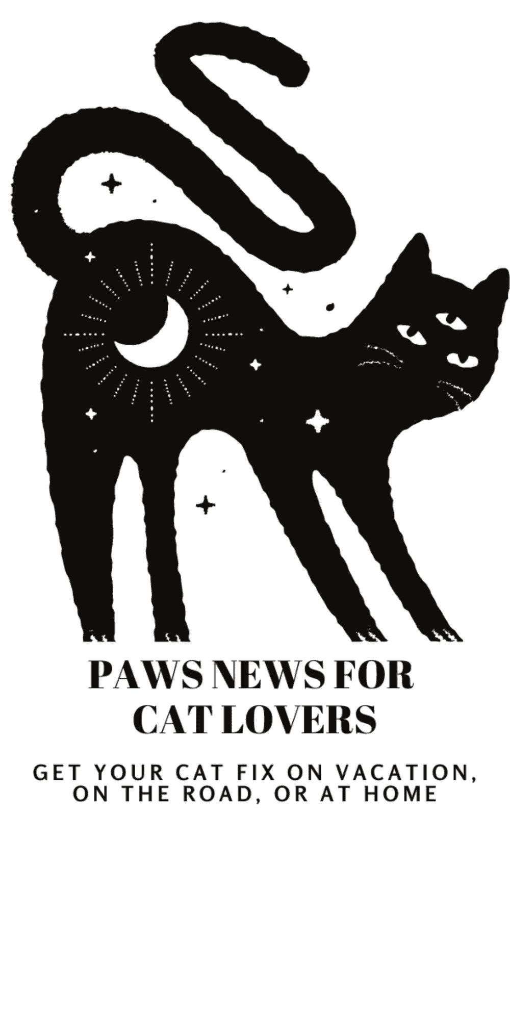 Paws News for Cat Lovers logo