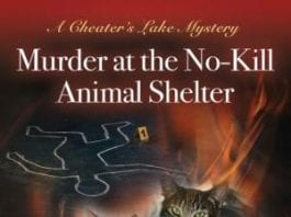 Murder at the No-Kill Animal Shelter full of twists and turns. Photo of book cover